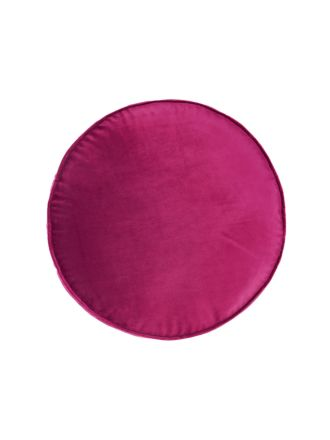 Toro Boysenberry Cushion 43cm Round
