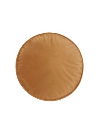 Toro Caramel Cushion 43cm Round