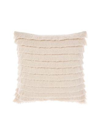 Trento Vanilla Cushion 50x50cm