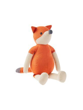 Fox Snuggle Buddy Novelty Cushion