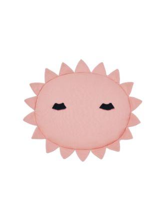 Happy Sun Petal Novelty Cushion