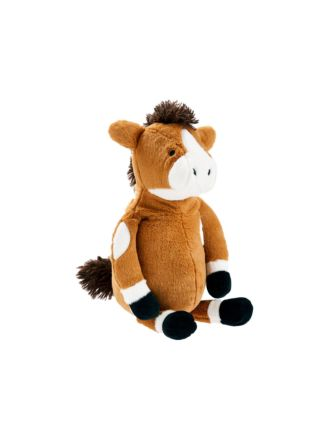 Lazy Horse Novelty Cushion