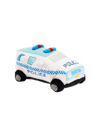 Paddy Police Van Novelty Cushion