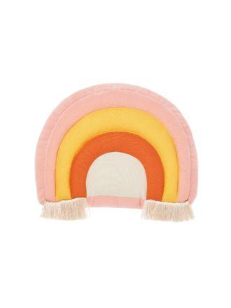 Rainbow Buddy Novelty Cushion