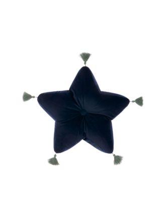 Super Nova Navy Novelty Cushion