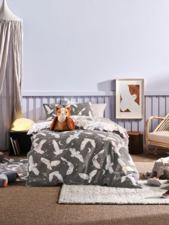 Take To The Skies Quilt Cover Set