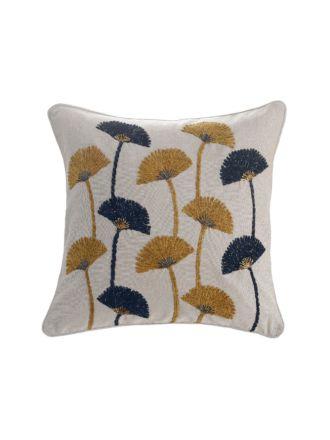 Ammi Mustard Cushion 50x50cm