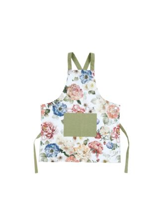 Blooming Apron
