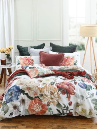 Blooming Quilt Cover Set