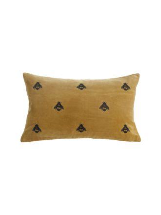 Buzz Mustard Cushion 30x50cm