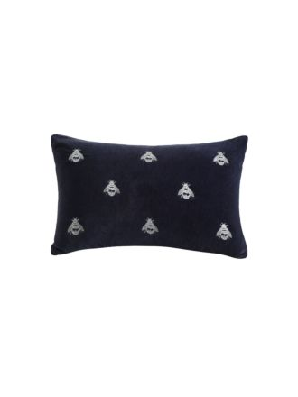 Buzz Navy Cushion 30x50cm