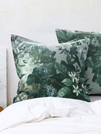Florian European Pillowcase