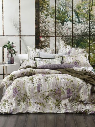 Floribunda Quilt Cover Set