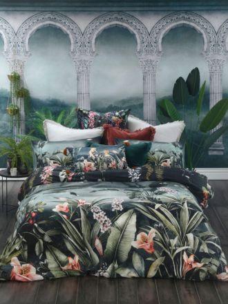 Gardens of Petra Quilt Cover Set