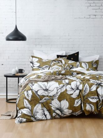 Hally Quilt Cover Set