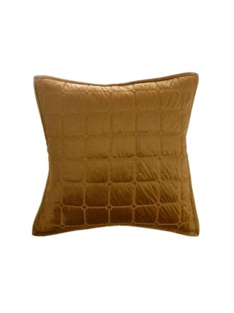 Meeka Chestnut European Pillowcase