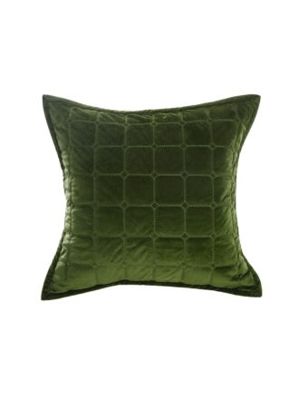 Meeka Pesto European Pillowcase
