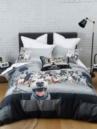 Photobomb Quilt Cover Set