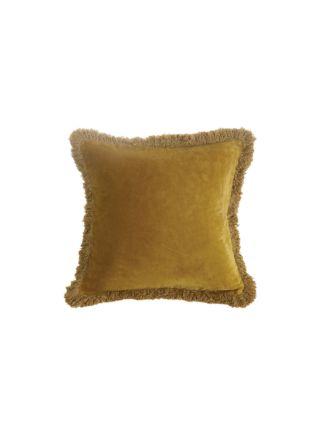 Sabel Mustard Cushion 50x50cm
