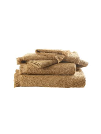 Tusca Amber Towel Collection