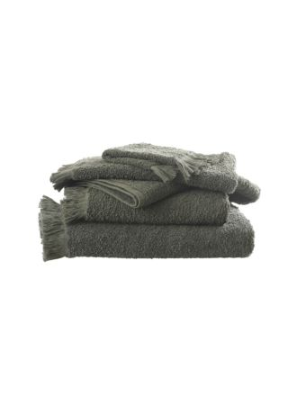 Tusca Lichen Towel Collection