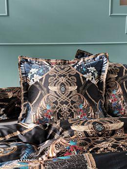Rainbow Room European Pillowcase