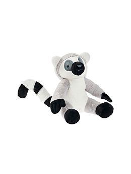 Lorenzo Lemur Novelty Cushion
