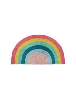 Rainbow Magic Pink Floor Mat