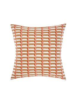 Aida Coral European Pillowcase