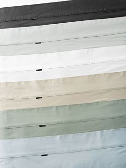 500TC Cotton Sateen Flat Sheet