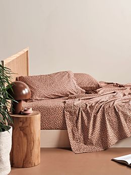 Goldie Brandy Sheet Set
