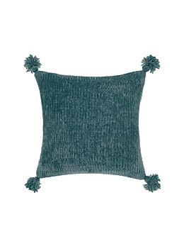 Hara Petrol Cushion 45x45cm