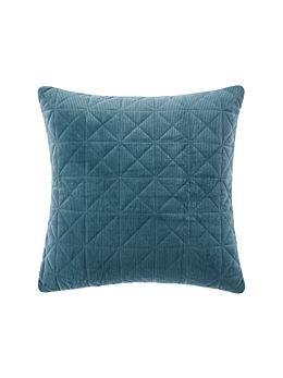 Heath Teal European Pillowcase