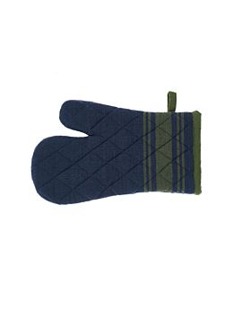 Karis Navy Oven Glove