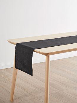 Nimes Magnet Linen Table Runner