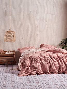 Rapallo Blossom Quilt Cover Set