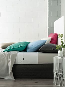 250TC Cotton Percale Sheet Set