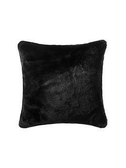 Selma Black Cushion 50x50cm