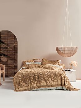 Somers Biscotti Bed Cover