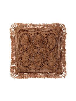 Somers Pecan Cushion 50x50cm