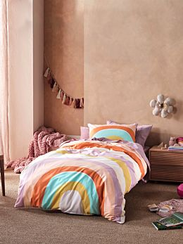 Let The Good Times Roll Quilt Cover Set