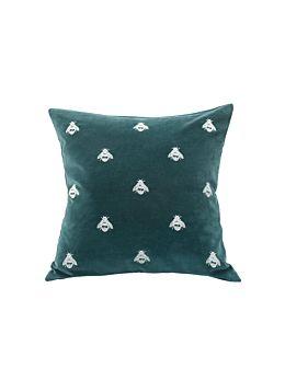 Buzz Emerald Cushion 50x50cm