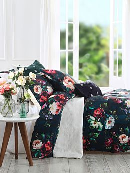 Paloma Quilt Cover Set