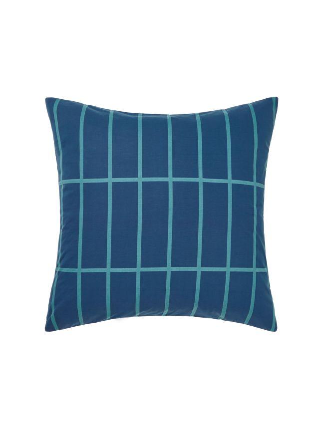 Vasco Teal European Pillowcase