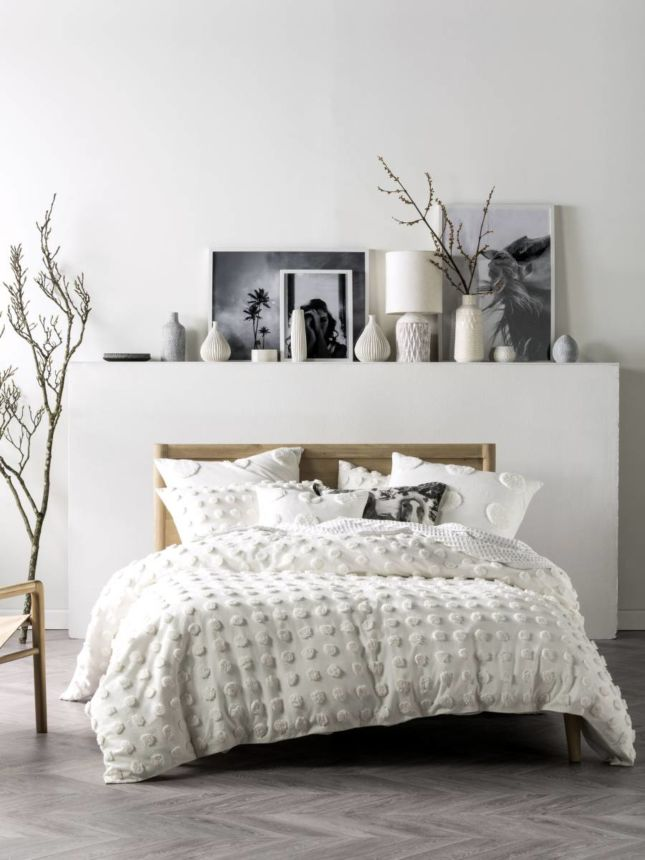 Haze White Quilt Cover Set - Shop All - Quilt Cover Sets - Bedroom ...