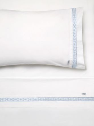 Amalfi Cotton Percale Sheet Set