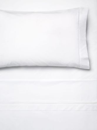 Sorrento White Sheet Set