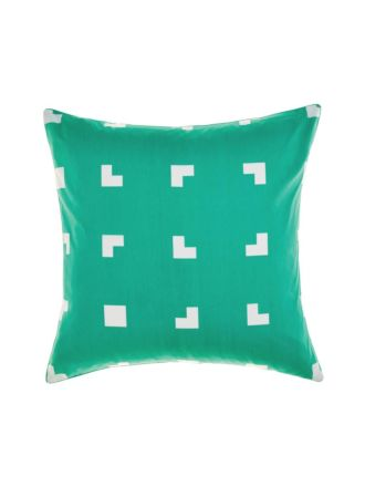 Meta Green European Pillowcase