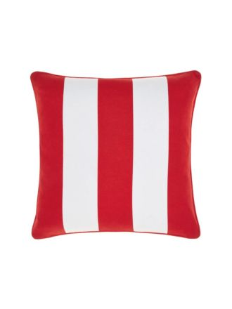 Delmar Red Cushion 50x50cm