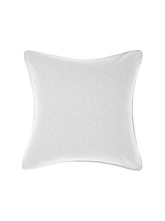 Loft Charcoal European Pillowcase